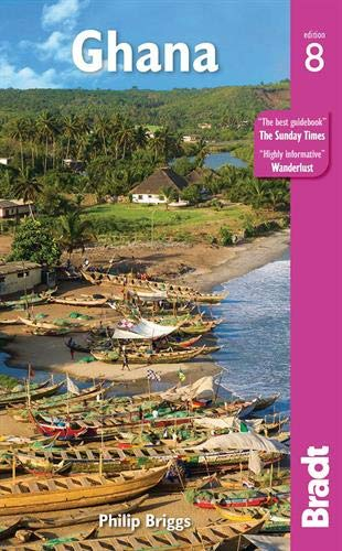 Ghana (Bradt Travel Guide)