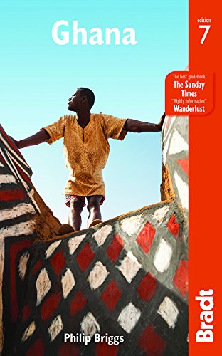 Briggs, P: Ghana (Bradt Travel Guides)