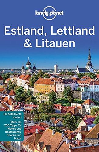 Lonely Planet Reiseführer Estland, Lettland, Litauen