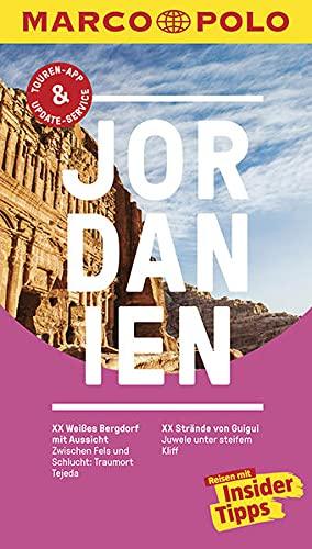 MARCO POLO Reiseführer Jordanien: Reisen mit Insider-Tipps. Inklusive kostenloser Touren-App & Events&News