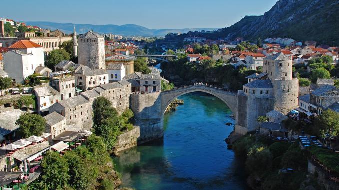 Alte Brücke Mostar