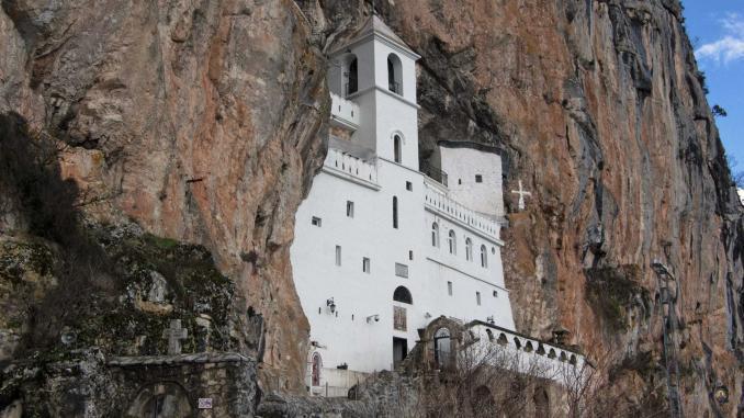 Felsenkloster Ostrog