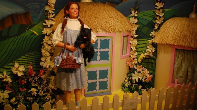 Dorothy im Oz Museum