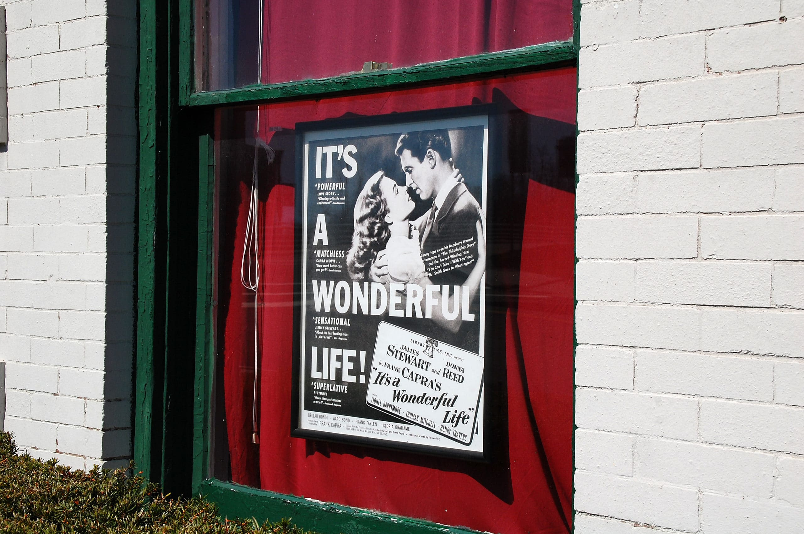 Filmplakat It's a wonderful life