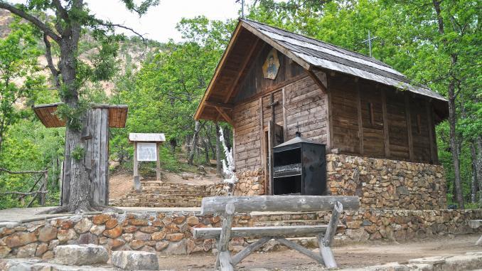 Kirche St. Petka im Radan-Gebirge