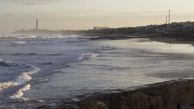 Corniche in Casablanca