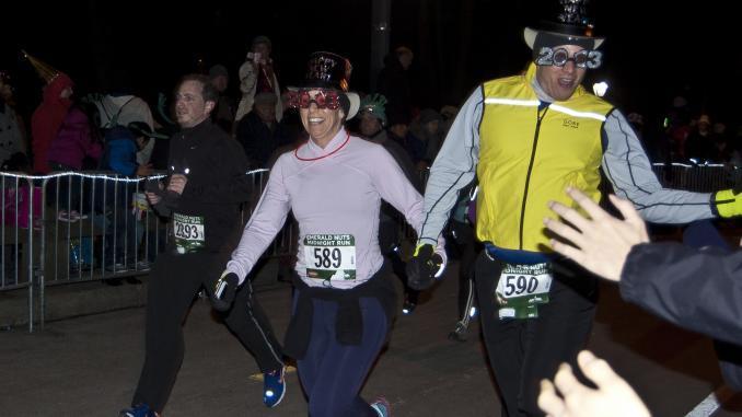 Silvester in New York / Midnight Run