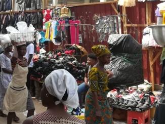 Kejetia Markt in Kumasi
