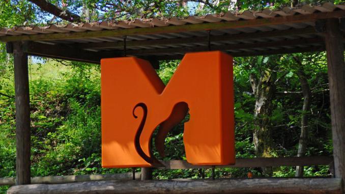 Logo Monkey World
