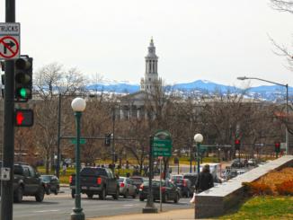 Denver in Colorado / USA