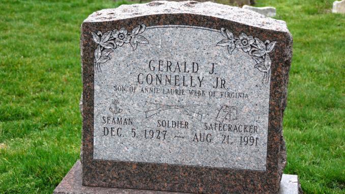 Grabstein in Philadelphia USA