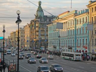 Newski-Prospekt Sankt Petersburg