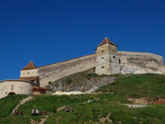 Bauernburg Râșnov - Siebenbürgen - Rumänien