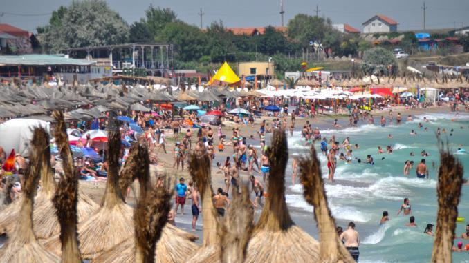 Vama Veche - Strand