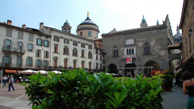Piazza Vecchia Bergamo