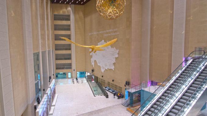 Nationalmuseum Kasachstan in Astana