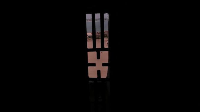 Tür ohne Wiederkehr Elmina Castle