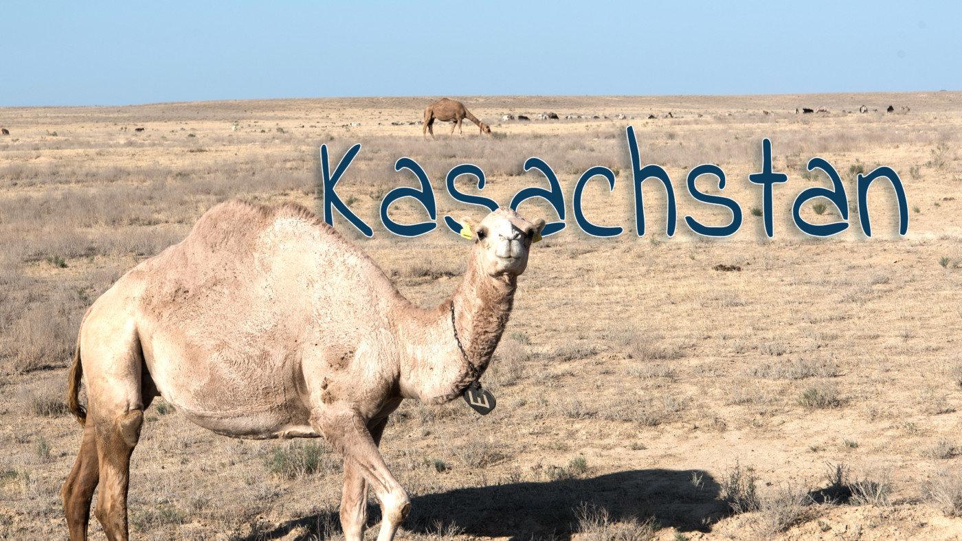 Kasachstan Reise