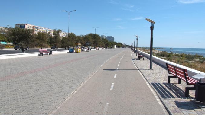 Promenade Aqtau
