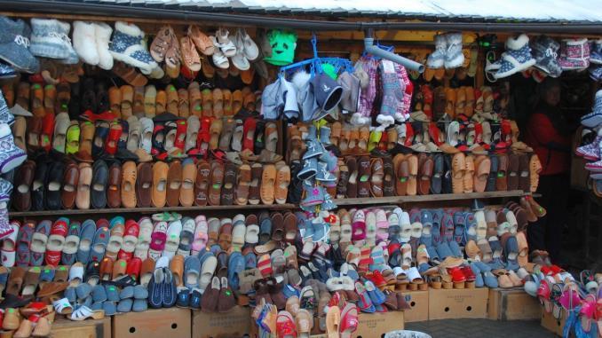 Verkaufsstand in Zakopane