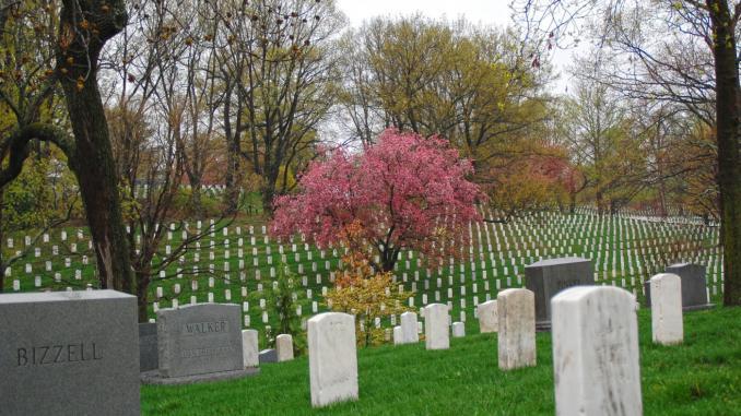 Arlington Friedhof Washington D.C.