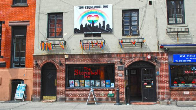 Stonewall Inn New York City