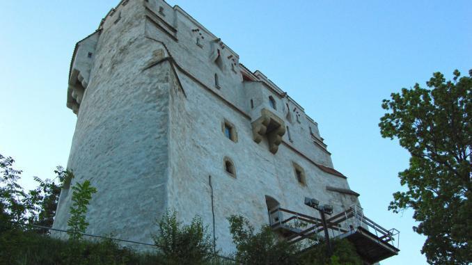 Weißer Turm in Brasov
