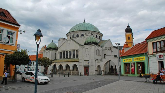 Synagoge in Trencin
