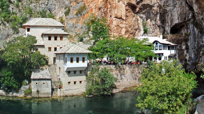 Derwischkloster Blagaj