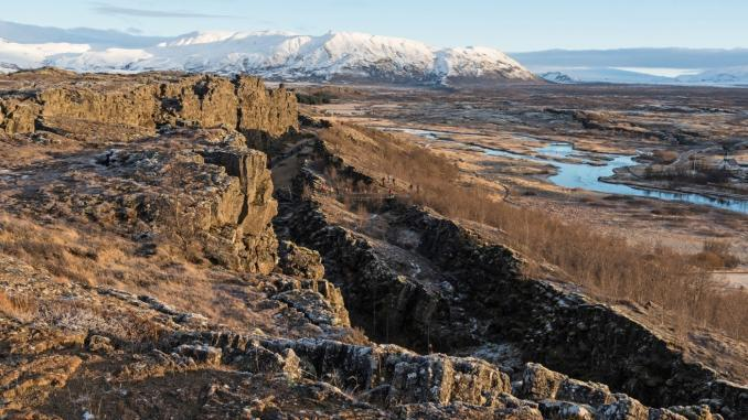 Nationalpark Þingvellir / Golden Circle Island