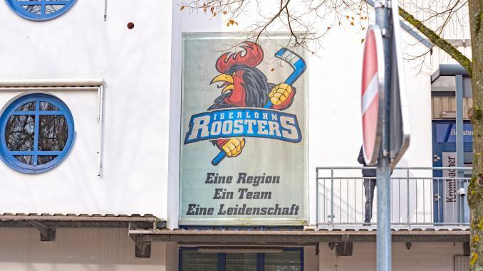 Iserlohn Rooster Logo