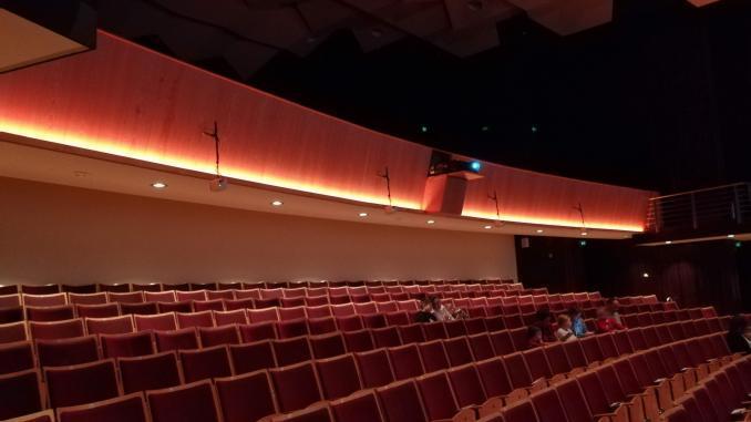 Parktheater Iserlohn Innenansicht