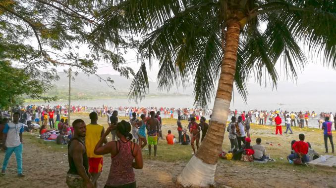 See Bosumtwi - Ghana
