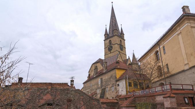 Evangelische Stadtpfarrkirche (Katedrala evanghelica)