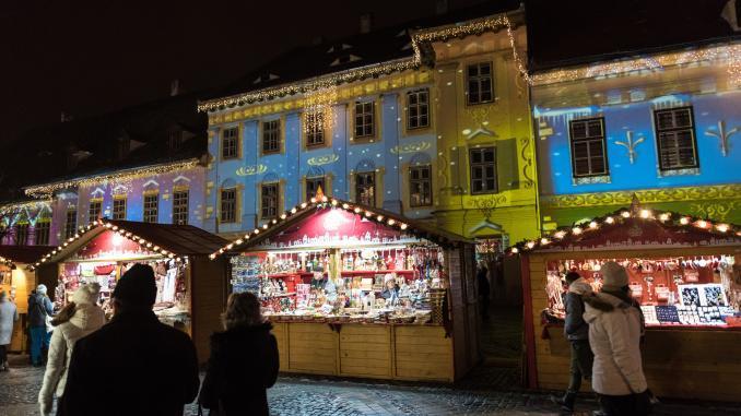 Weihnachten in Sibiu