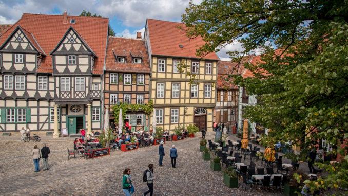Quedlinburg - Reisetipps und Sehenswürdigkeiten