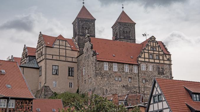 Stiftskirche St. Servatii in Quedlinburg