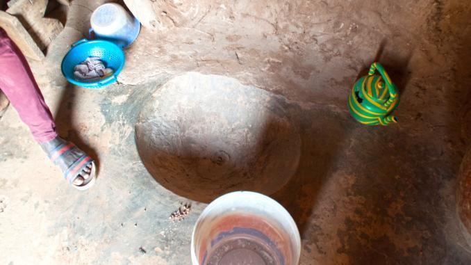 Geburtsloch Larabanga