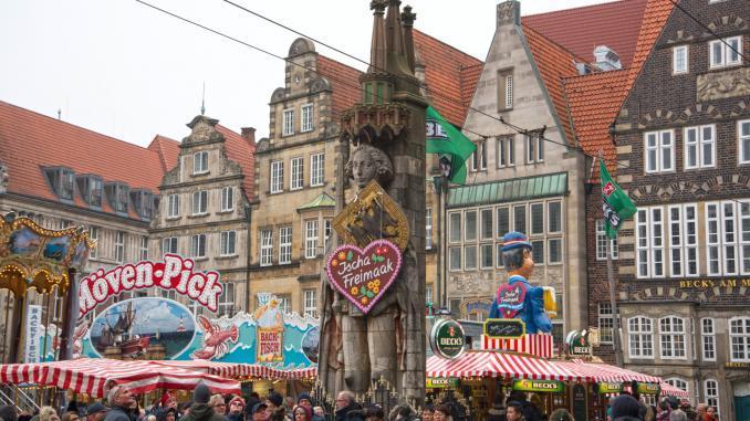 Roland Statue Bremen