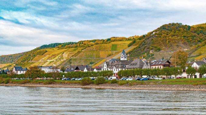 Rheinfahrt zum Geysir Andernach