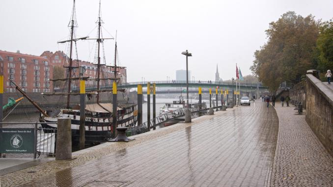 Schlachte Bremen