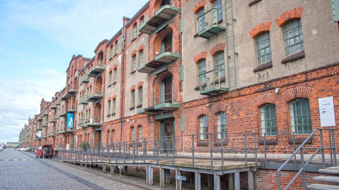 Speicher XI - Übersee-Stadt Bremen