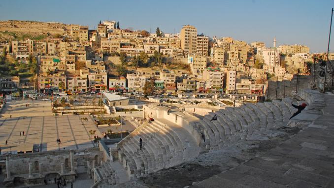 Amman / Städtetrips für Silvestermuffel