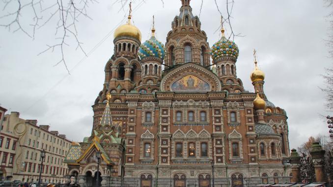 St. Petersburg / Städtetrips für Silvestermuffel