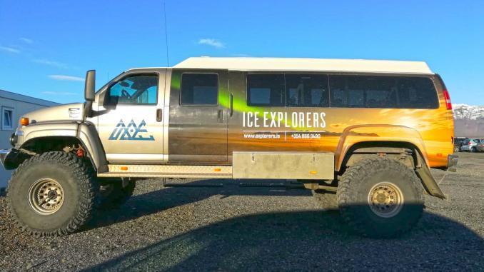 Ice Explorer Island