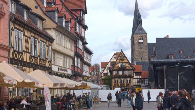 Quedlinburg / Städtetrips für Silvestermuffel