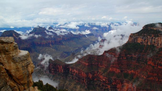 Grand Canyon / USA / Virtuelles Reisen