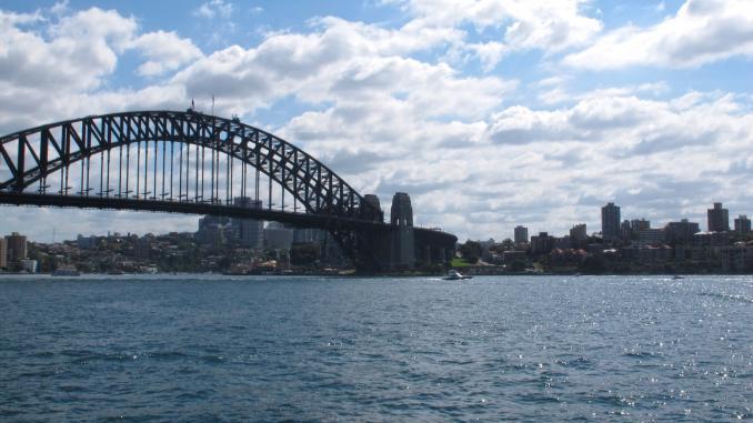Online nach Sydney reisen