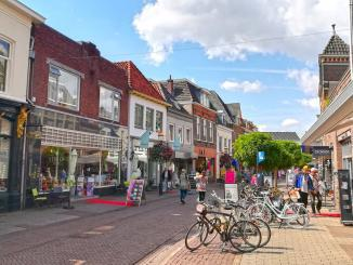 Doesburg in den Niederlanden / Reisetipps und Sehenswürdigkeiten