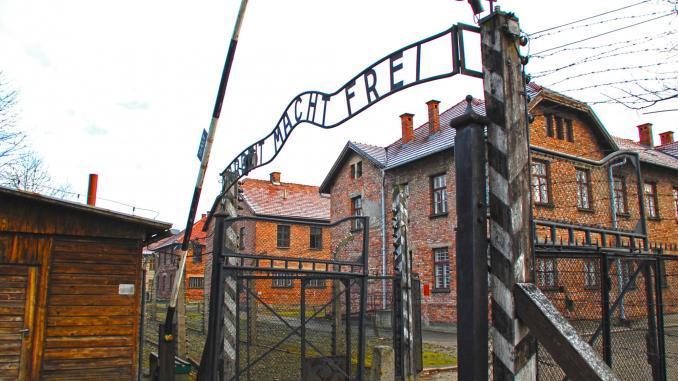 Reise nach Auschwitz